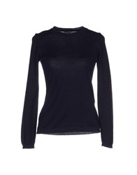 Roy Rogers Roy Roger's Sweaters Dark Blue