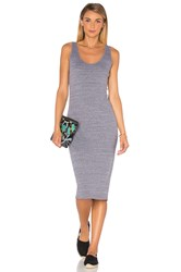 Nation Ltd. Gayle Tank Dress Gray
