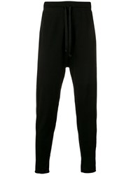 Transit Tracksuit Trousers Black
