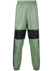 Astrid Andersen Shell Track Pants Green