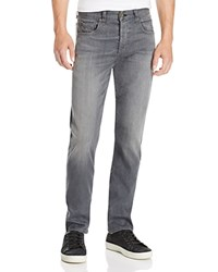 Rag And Bone Fit 3 Straight Fit Jeans In Silver
