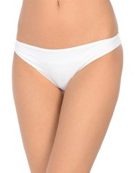 Miss Naory Swim Briefs White