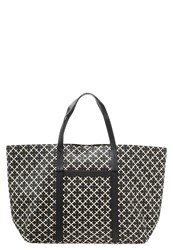 By Malene Birger Trinolas Tote Bag Black Mottled Black
