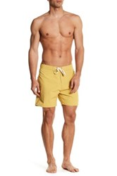 Saturdays Surf Nyc Colin Short Yellow