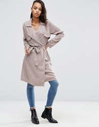 Pepe Jeans Charlena Classic Trench Lt Mink Beige