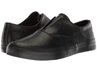 Huf Dylan Slip On Black Grain Skate Shoes