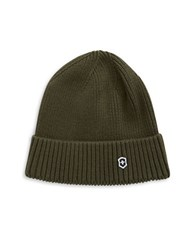 Victorinox Knit Cap Green