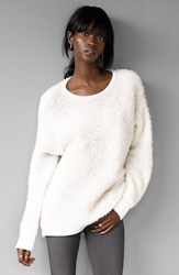Rag And Bone Women's Rag And Bone Jean 'Corrine' Slouchy Crewneck Sweater Ivory