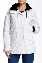 Obermeyer Isla Jacket White
