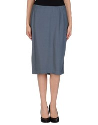 Gotha Skirts Knee Length Skirts Women