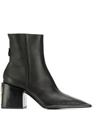 Alexander Wang Parker Ankle Boots Black