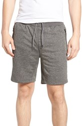 Hurley Men's Disperse 2.0 Dri Fit Knit Shorts Charcoal Heather