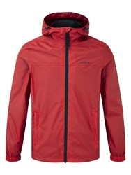 Tog 24 Craven Waterproof Packaway Jacket Chilli