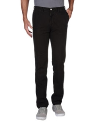 L.B.M. 1911 Casual Pants Dark Brown