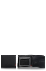 Tumi 'Alpha Global Id Locktm' Wallet With Removable Passcase Black