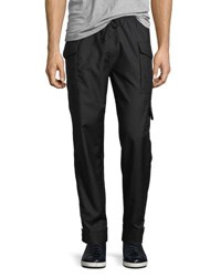 Ovadia And Sons Tribeca Lightweight Wool Pants Black