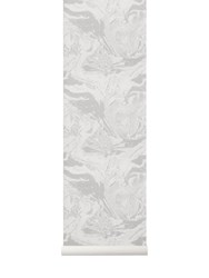 Ferm Living Marbeling Wallpaper Array 0X57b7818