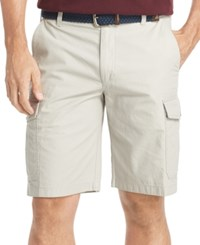 Izod Men's Ripstop Cargo Shorts High Rise