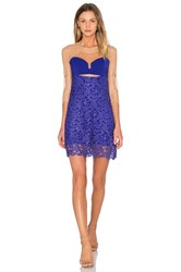 Three Floor Light Years Dress Blue