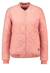 Lee Bomber Jacket Faded Pink