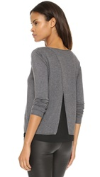 Top Secret Brooklyn Sweater Charcoal