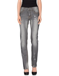 Antony Morato Denim Pants Grey