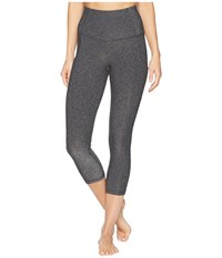 The North Face Motivation High Rise Pocket Crop Pants Tnf Dark Grey Heather Casual Pants Gray