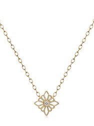 Stone Paris Madame Bovary Necklace Gold