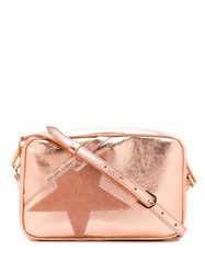 Golden Goose Star Metallic Cross Body Bag 60