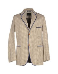 Haver Sack Suits And Jackets Blazers Men Beige