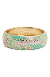 Sequin Women's Mariposa Wide Bangle Mint
