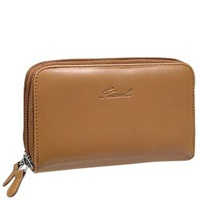 Fontanelli Tan Calf Leather Wallet