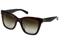 Kate Spade Emmylou S Havana Cream Transparent Brown Gradient Lens