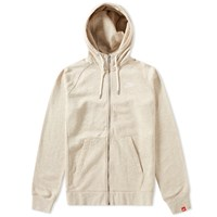 Nike Legacy Zip Hoody Brown