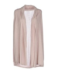 Armani Collezioni Knitwear Cardigans Women Light Grey