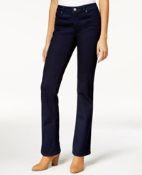 Maison Jules Bootcut Dark Blue Wash Jeans Only At Macy's Rinse