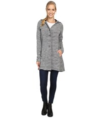 Kuhl Isla Long Coat Ash Women's Coat Gray