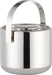 Cb2 Duke Stainless Steel Ice Bucket
