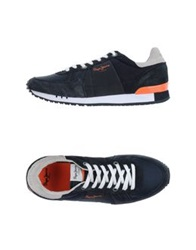 Pepe Jeans Low Tops And Trainers Dark Blue