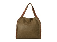 Big Buddha Grayson Khaki Hobo Handbags