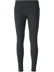 Michael Michael Kors Panelled Leggings Grey