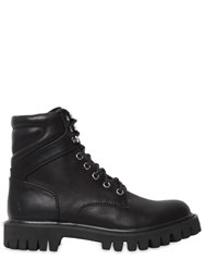 Windsor Smith 40Mm Charo Leather Combat Boots