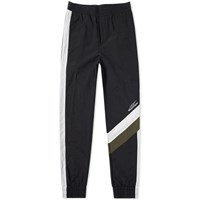 Wooyoungmi Logo Shell Track Pant Black