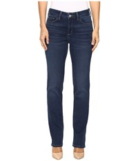 Nydj Sheri Slim In Super Sculpting Denim In Luxembourg Luxembourg Women's Jeans Black