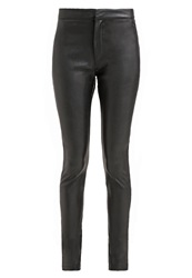 Bik Bok Reese Trousers Black