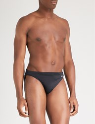 Hom Splash Swim Briefs Black