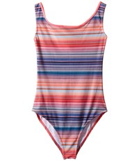 Paul Smith One Piece Swimsuit Big Kids Multicolor Women's Swimsuits One Piece