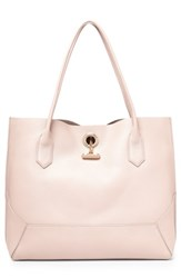 Botkier Waverly Leather Tote Pink Blossom