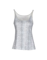 Marc Cain Topwear Vests Women Sky Blue