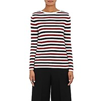 Barneys New York Women's Striped Cashmere Sweater No Color
